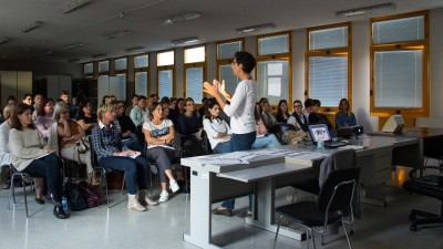 Learning course for teachers of Slovene language in Italy in Gorizia (Gorica) on 11/10/2018